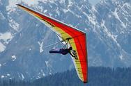 Drachen Tandemflug in Österreich