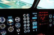 Flugsimulator Piper PA34-Seneca für Zwei