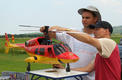 Modell Helikopter Schnupperkurs