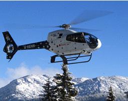 Hubschrauberfliegen Rundflug 30 Min.