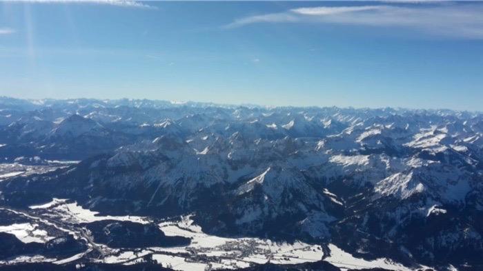 Ballonfahren für Zwei in Österreich