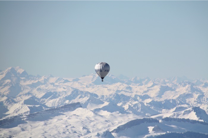 Ballonfahren in Österreich