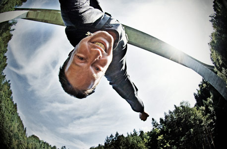 Bungee Jumping Vorarlberg - Adrenalinkick!